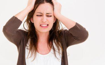 Ból głowy dentysta